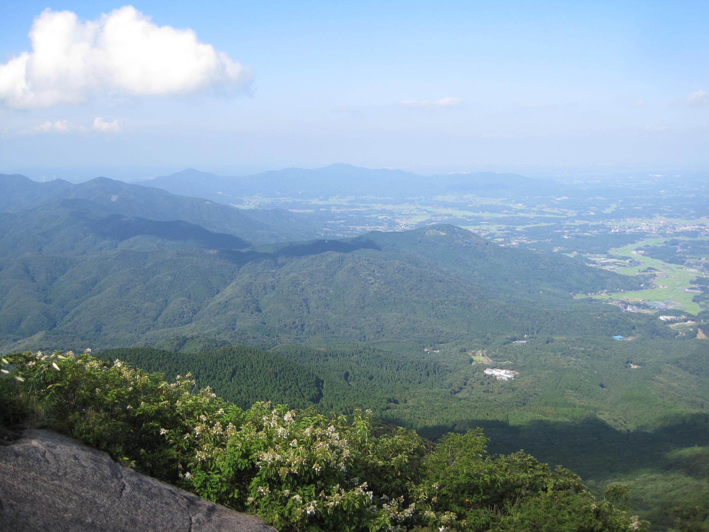 Mt. Tsukuba